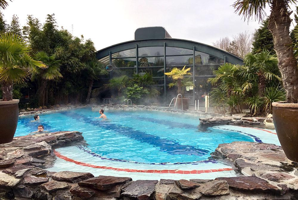 video het aqua mundo zwembad van center parcs het meerdal