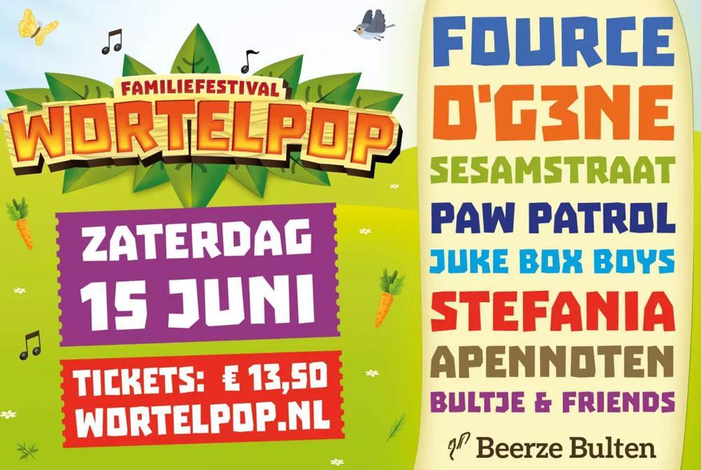 76a95941171137 Tip: Wortelpop op Vakantiepark Beerze Bulten