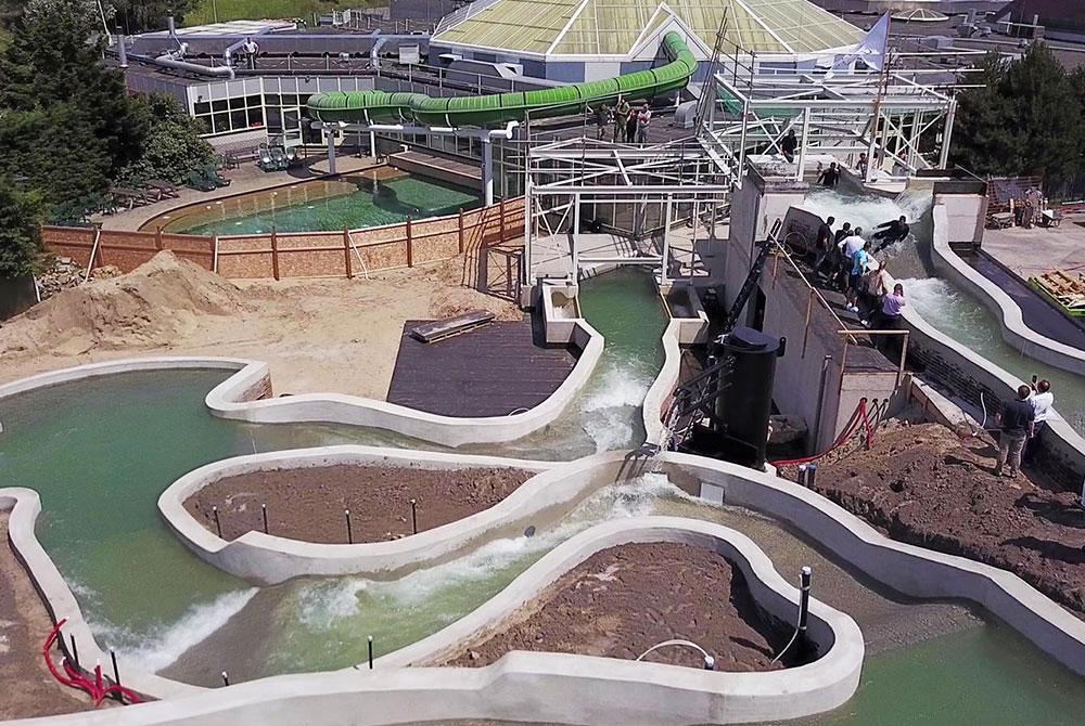 Center Parcs Zandvoort Zwembad.Nieuwe Wildwaterbaan In Center Parcs Park Zandvoort Getest Foto S