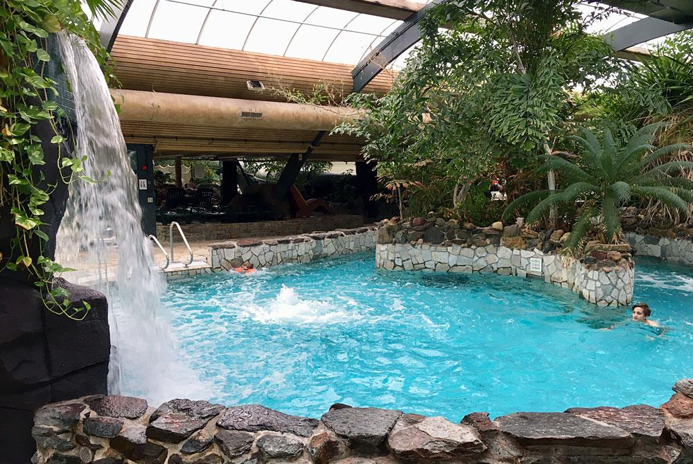 Lazy River, Aqua Mundo Center Parcs Het Meerdal