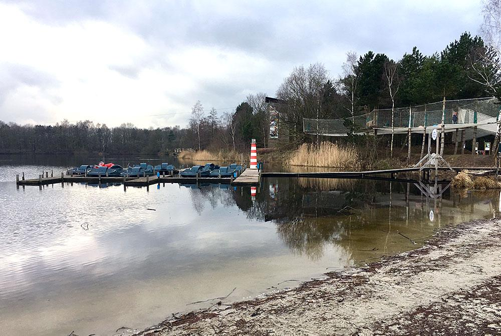 Strand, Center Parcs Het Meerdal