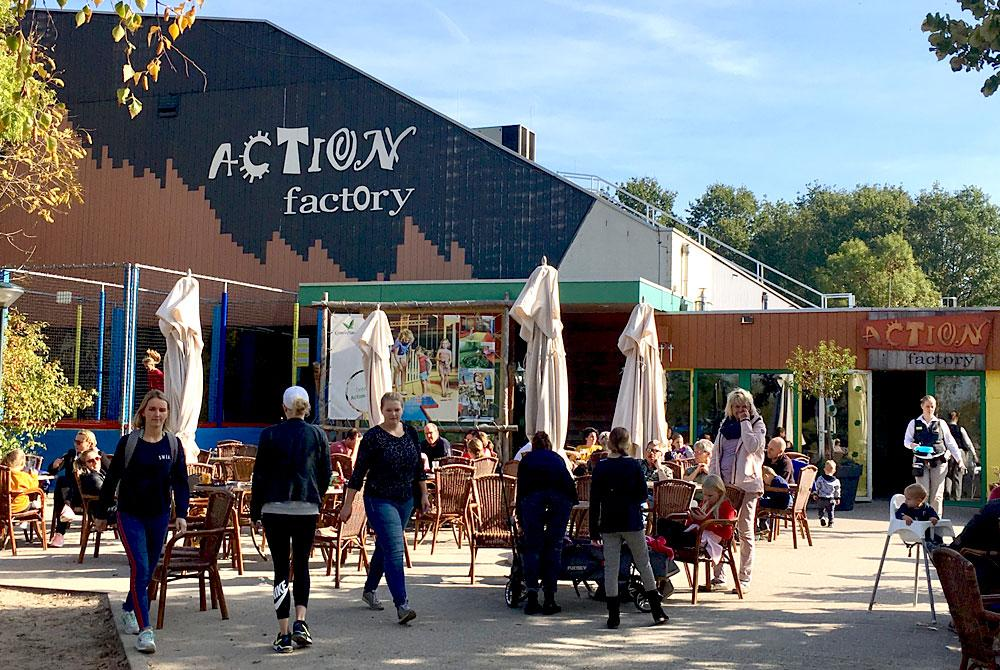Action Factory, De Huttenheugte