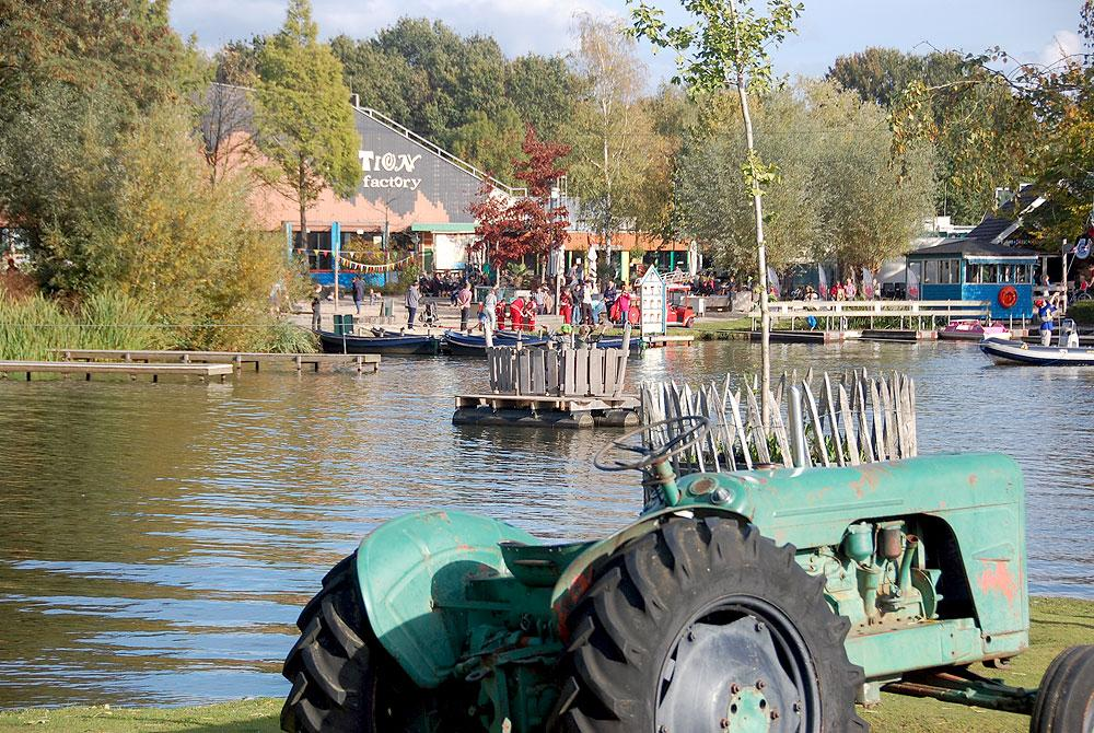 Adventure Island, Center Parcs De Huttenheugte