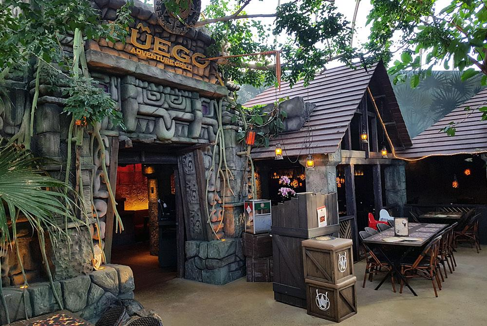 Fuego Adventure Grill, Center Parcs De Huttenheugte