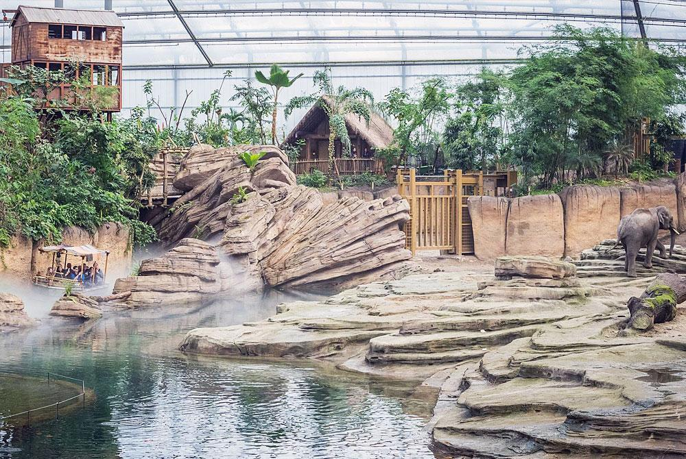 Wildlands Adventure Zoo Emmen, De Huttenheugte
