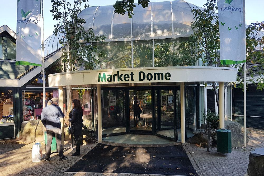 Market Dome, Center Parcs De Huttenheugte