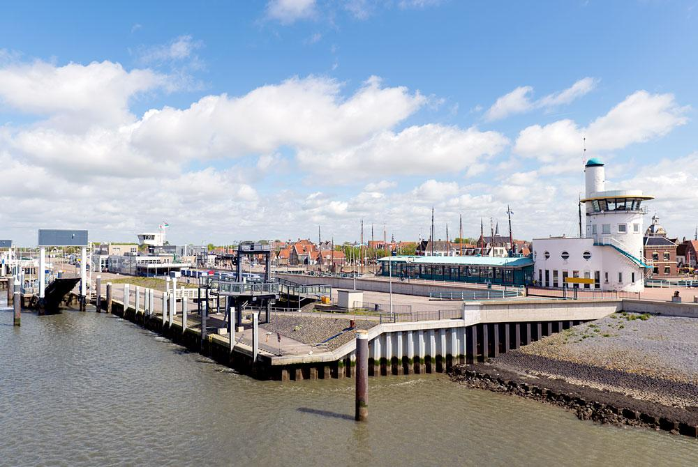 Harlingen, roadtrip Friesland